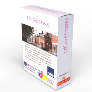 UK Postal Address File
